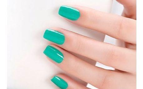Barevné laky na nehty - 24 barev