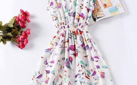 Rozmanité letní šaty - Velikost: 1 - Vzor: 4