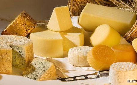 Uleželá gouda nebo skvělý kozí sýr z Holandska