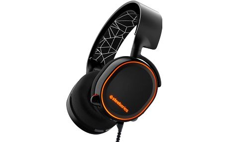 Steelseries Gaming headset Arctis 5 Black