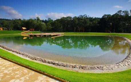 Dovolená z pohodlí Resortu Levočská Dolina s možností pronájmu chaty a platností do konce roku