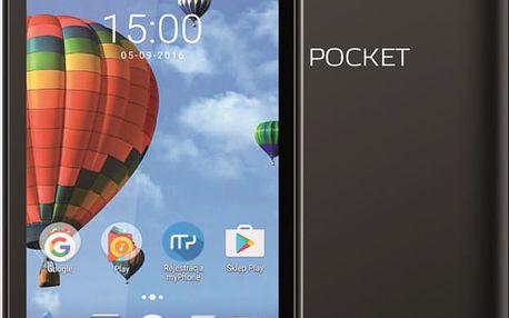 myPhone POCKET, černá - TELMYAPOCKETBK