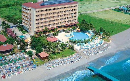 Turecko - Alanya na 8 až 11 dní, all inclusive s dopravou letecky z Brna