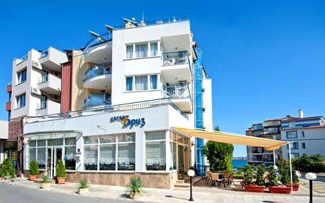 Bulharsko - Sozopol na 8 dní, snídaně s dopravou letecky z Prahy nebo Pardubic