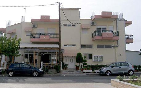 Řecko - na 13 až 14 dní, večeře nebo bez stravy s dopravou autobusem