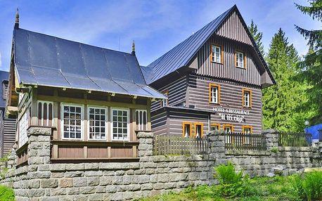 Zážitkový pobyt ve Špindlu s platností do října