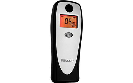 Sencor SCA BA01 Alkohol tester - 8590669104352