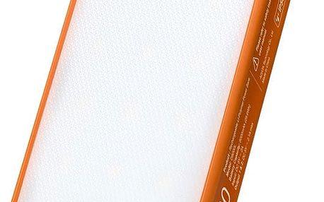 ADATA D8000L 8000mAh oranžová - outdoor LED svítilna - AD8000L-5V-COR