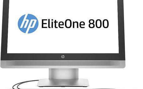 HP EliteOne 800 G2 AiO, stříbrná - T6C26AW