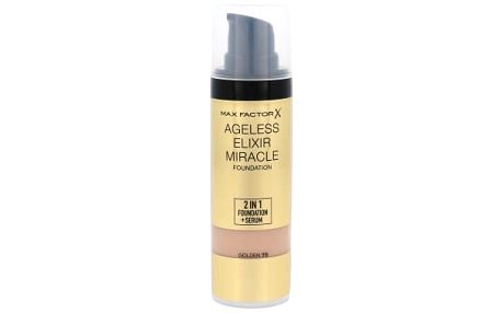 Max Factor Ageless Elixir 2in1 Foundation + Serum SPF15 30 ml makeup pro ženy 75 Golden