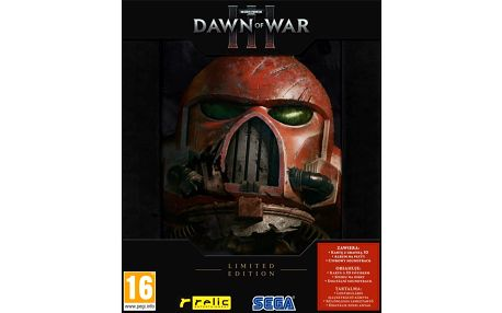 Warhammer 40.000: Dawn of War III - Limited Edition (PC) - PC