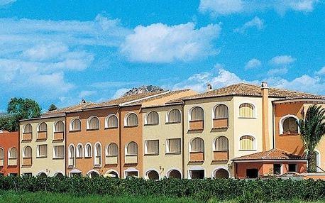 Itálie - Sardinie / Sardegna na 8 dní, plná penze s dopravou vlastní