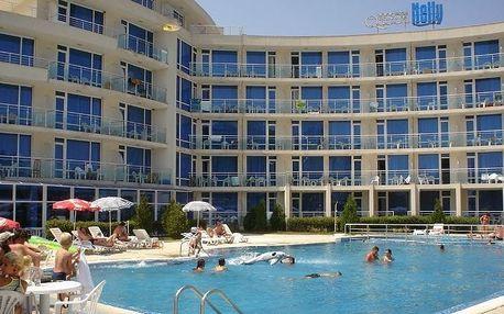 Bulharsko - Primorsko na 11 až 12 dní, all inclusive s dopravou letecky z Bratislavy