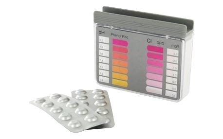 Tester Steinbach set, 10 tablet