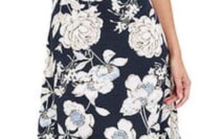 Maxi vintage šaty v plus size velikostech - vel. 2 - 9