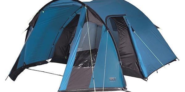 Stan High Peak Tessin 4, dvoulášťový, modrý + SLEVA 15 %