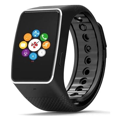 Chytré hodinky MyKronoz ZeWatch4 (NEHOKRWAT4050) černé