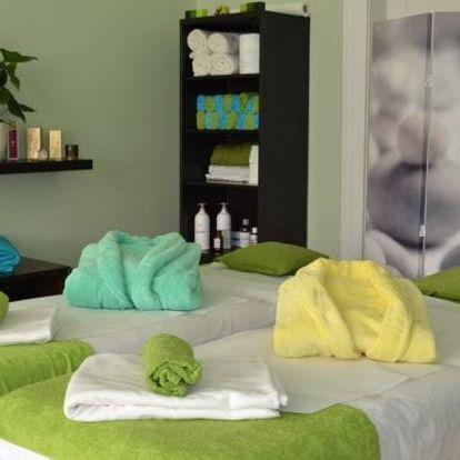 120min. ruční lymfatická a anticelulitidní masáž se zábalem v Plzni