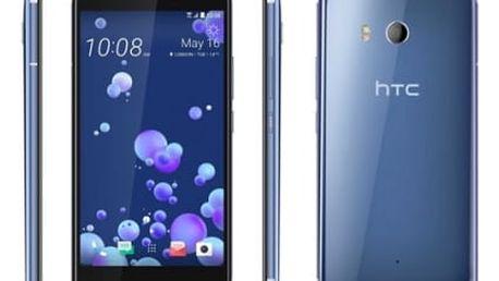 Mobilní telefon HTC U11 Dual SIM Očekáváme v červnu - Amazing Silver (99HAMP034-00)