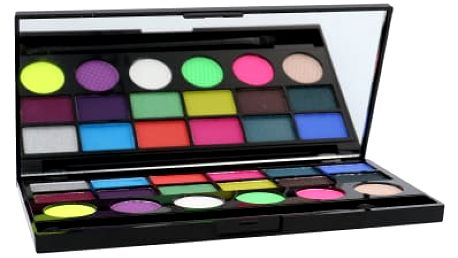 Makeup Revolution London Salvation Palette Colour Chaos 13 g oční stín pro ženy