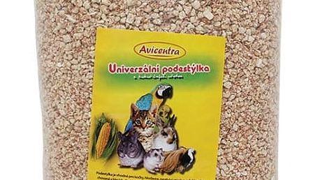 Podestýlka AVICENTRA kukuřičná hrubá 6kg