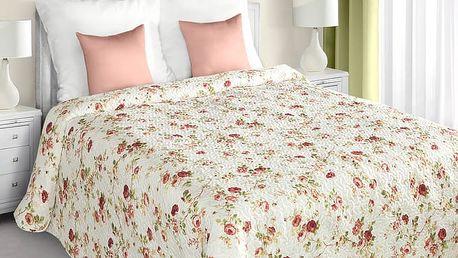 Přehoz na postel RENE 220x240 cm béžová Mybesthome