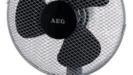 Ventilátor stolní AEG VL 5529 černý