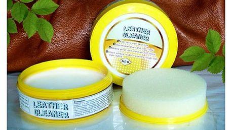 Čistící pasta na kůži - dejte Vaší kabelce, sedačce nebo kožené bundě novou tvář!