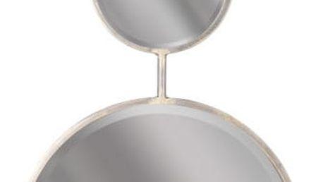 Dvojité nástěnné zrcadlo De Eekhoorn Chain XL - doprava zdarma!