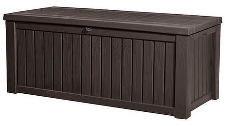 Box Keter Rockwood 570 l hnědý + Doprava zdarma