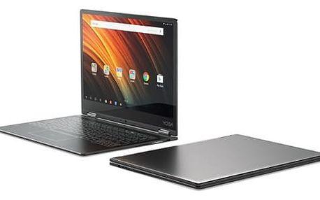 Notebook Lenovo Yoga A12 (ZA1Y0028CZ) šedý