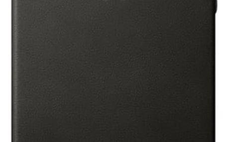 Apple iPhone SE Leather Case, Black - MMHH2ZM/A