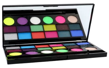 Makeup Revolution London Salvation Palette Colour Chaos 13 g oční stín pro ženy