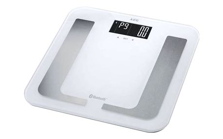 Osobní váha AEG PW 5653BWH bílá