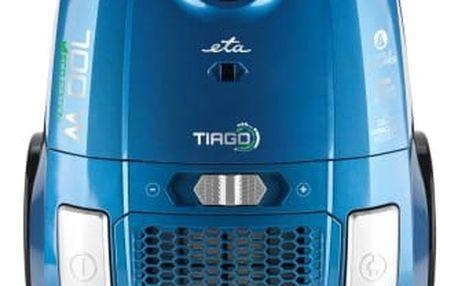 Vysavač podlahový ETA Tiago 4507 90000 modrý + DOPRAVA ZDARMA