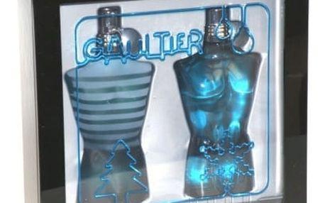Jean Paul Gaultier Le Male dárková kazeta pro muže toaletní voda 125 ml + voda po holení 125 ml