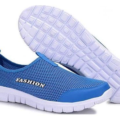 Letní nazouvací a prodyšné boty - 3 barvy