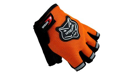 Barevné rukavice pro cyklisty a fitness nadšence - 4 barvy