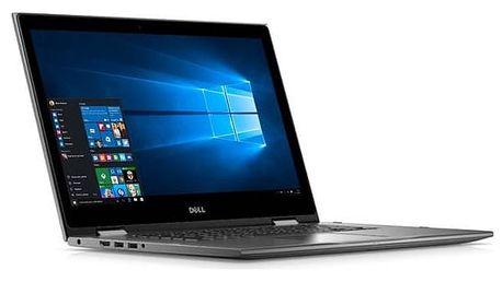 Notebook Dell Inspiron 15z 5000 (5578) Touch (TN-5578-N2-711S) šedý Software F-Secure SAFE 6 měsíců pro 3 zařízení (zdarma)Monitorovací software Pinya Guard - licence na 6 měsíců (zdarma) + Doprava zdarma
