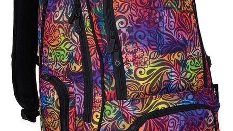 Studentský batoh Topgal HIT 823 I - Violet