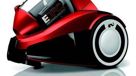 Vysavač podlahový Dirt Devil Rebel 24HFC červený Turbohubice Dirt Devil M219 MINI (zdarma) + Doprava zdarma