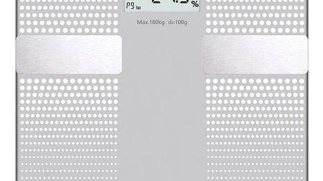 Osobní váha Rossmax WF260 stříbrná