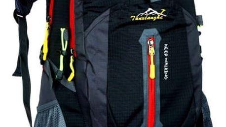 Sportovní batoh - 36 litrů - černá barva - dodání do 2 dnů