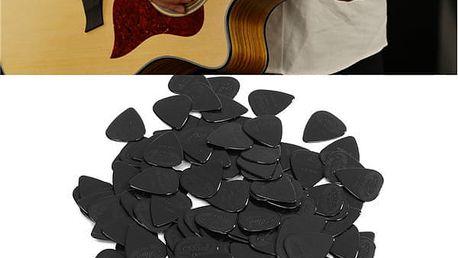 Sada černých trsátek - 100 kusů