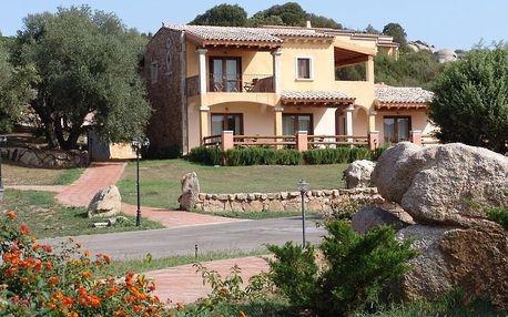 Itálie - Sardinie / Sardegna na 8 dní, snídaně s dopravou vlastní