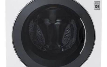 Automatická pračka LG F72A8HDS2 bílá + Doprava zdarma