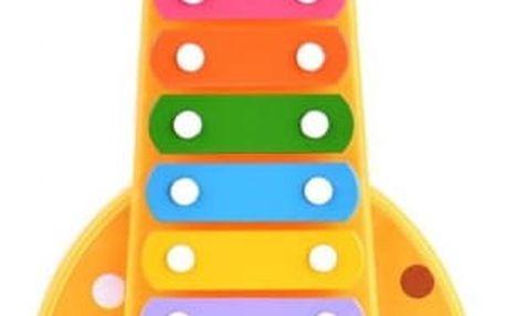 Dětský xylofon v podobě žirafy