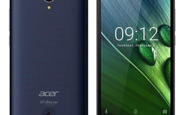 Acer Liquid Zest LTE Black (+ kryt White)