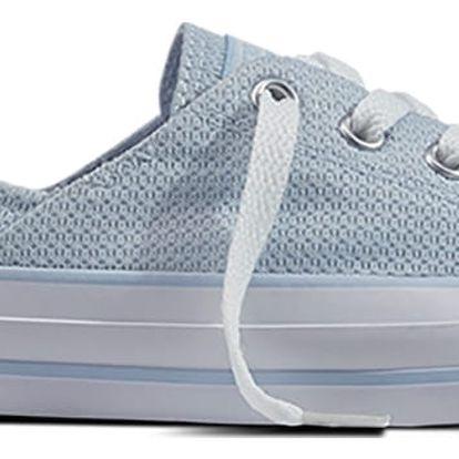Converse světle modré dámské tenisky CTAS OX Porpoise/White - 39