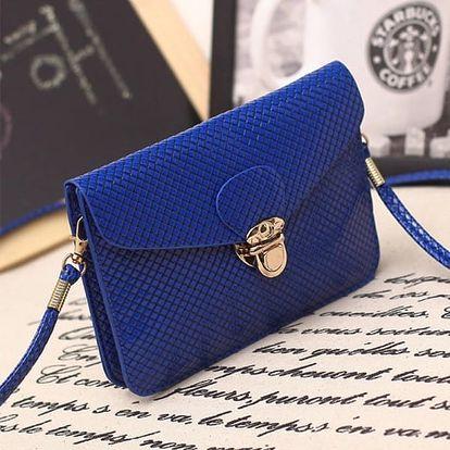 Dámská mini kabelka v deseti barvách
